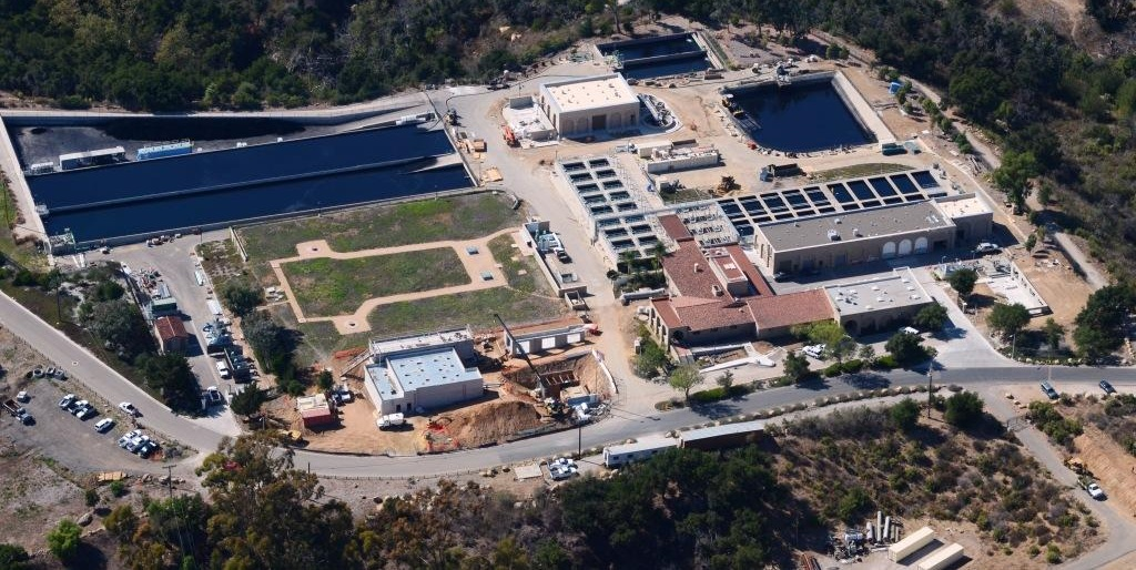 ORTEGA GROUNDWATER TREATMENT PLANT